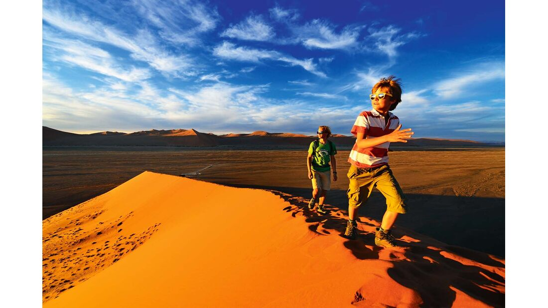 Düne 45 in Namibia