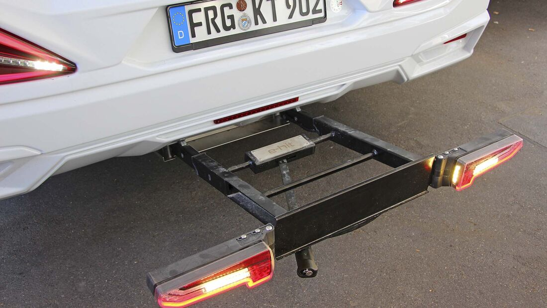 E-Hit Fahrradträgersystem
