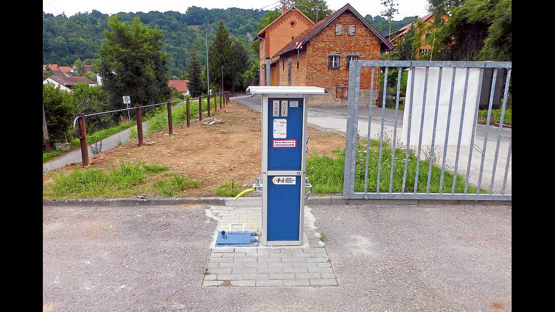 EVA-Anlage in Widdern