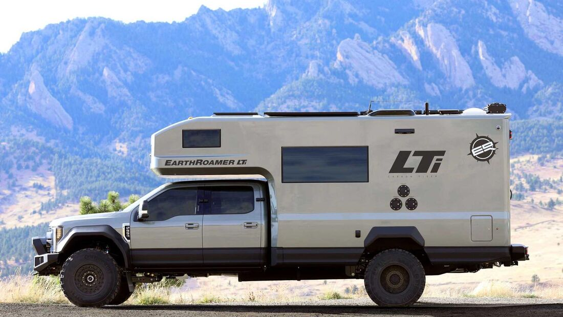Earthroamer LTi Pickup (2020)