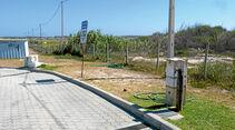 Eigenbau zur Ver- und Entsorgung in Vagos