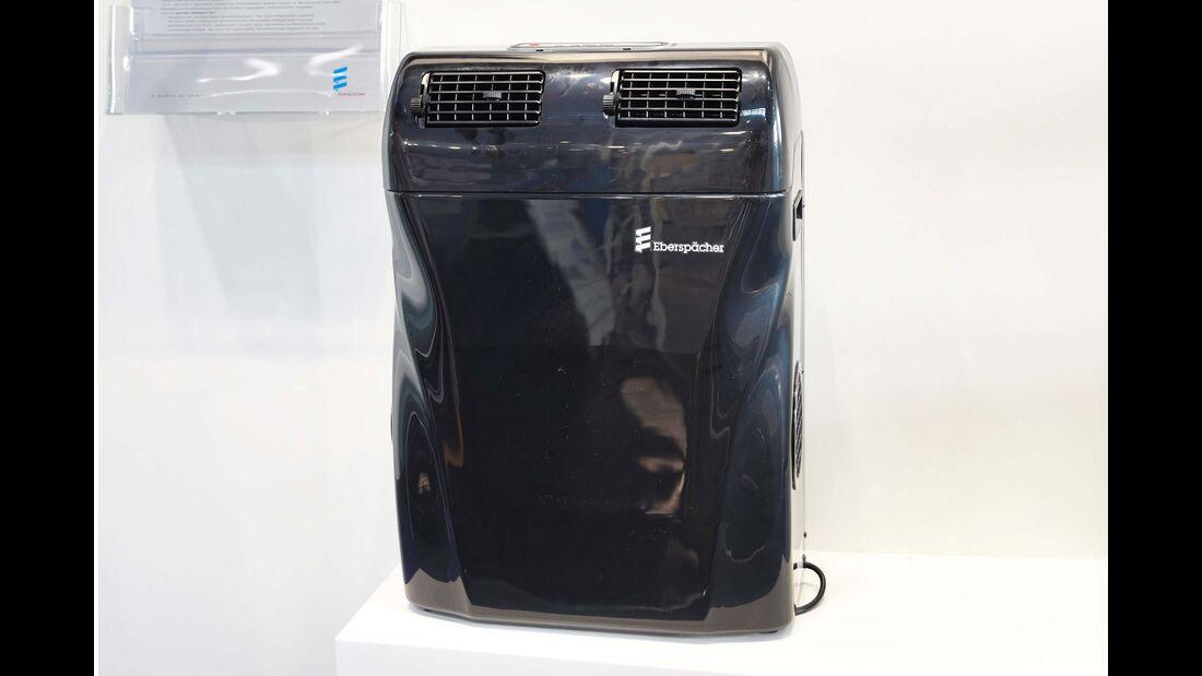Ein neues mobiles Kühlgerät bringt Eberspächer mit dem Ebercool Portable.