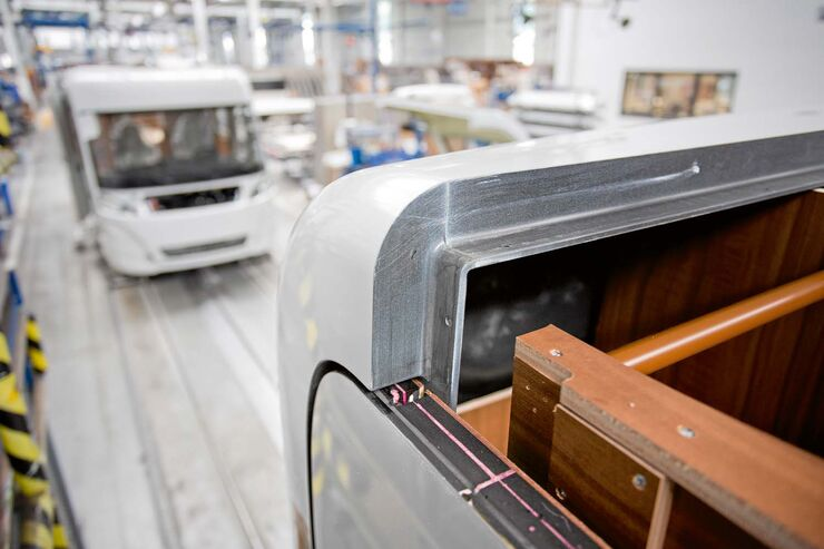 Dämmung Fußboden Wohnmobil ~ Isolation im wohnmobil: fragen zur dämmung und material promobil