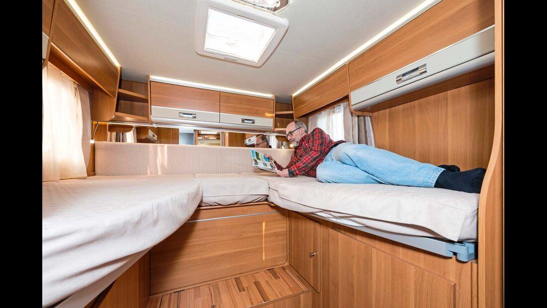 Einzelbetten Quickcheck Laika Ecovip 109