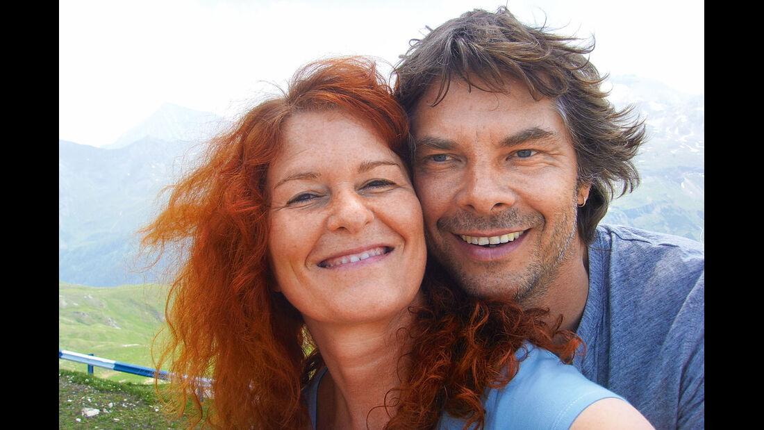 Elli und Alex Dewald