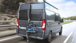 Emissions-Test für Wohnmobile