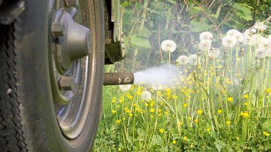 Emissionsnormen verhindern Dreckschleudern in Deutschland