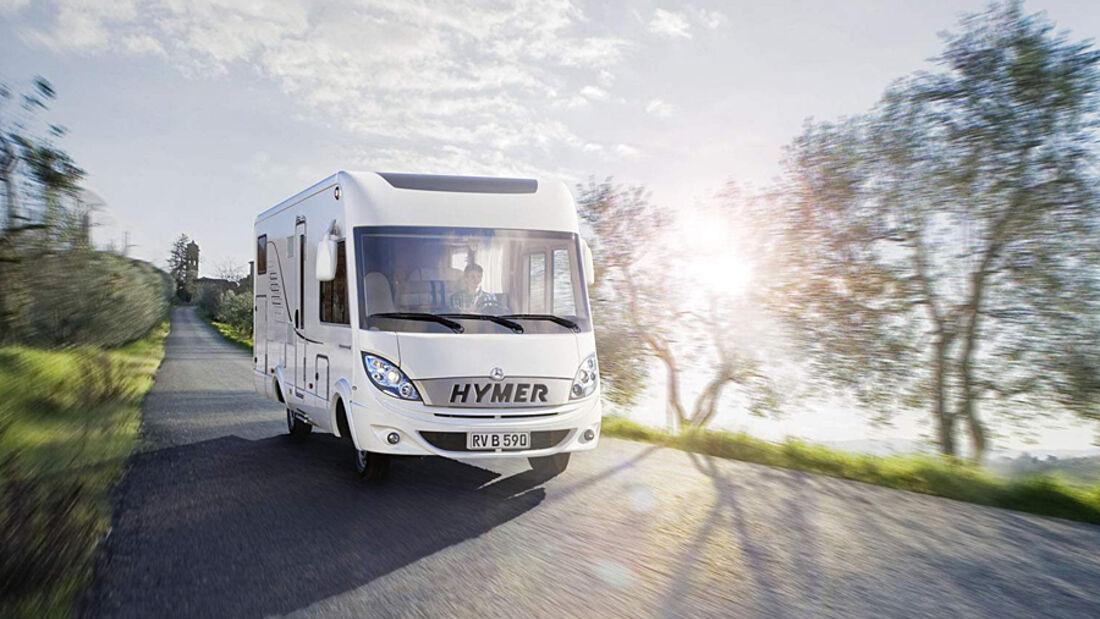 Ende Mai 2011 wird die Reisemobil-Baureihe Hymer B-Klasse mit dem Hymermobil StarLine erweitert
