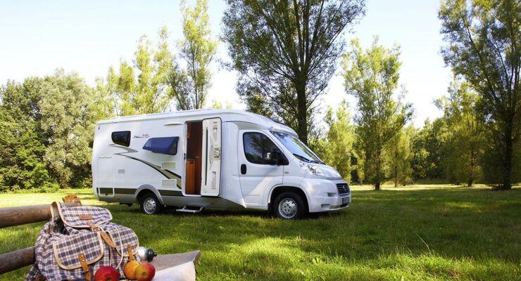 Endlich mit Caravan oder Reisemobil in den Urlaub. Werden allerdings Langfinger aktiv, kann aus der Freude schnell Frust werden.