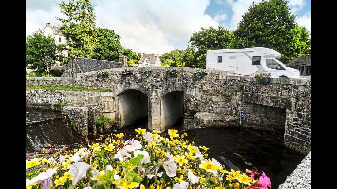 Enge Steinbrücke