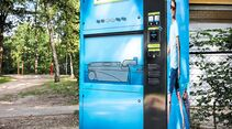 Entsorgungs-Automat
