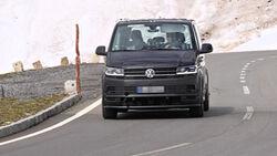 Erlkönig VW ID. Buzz