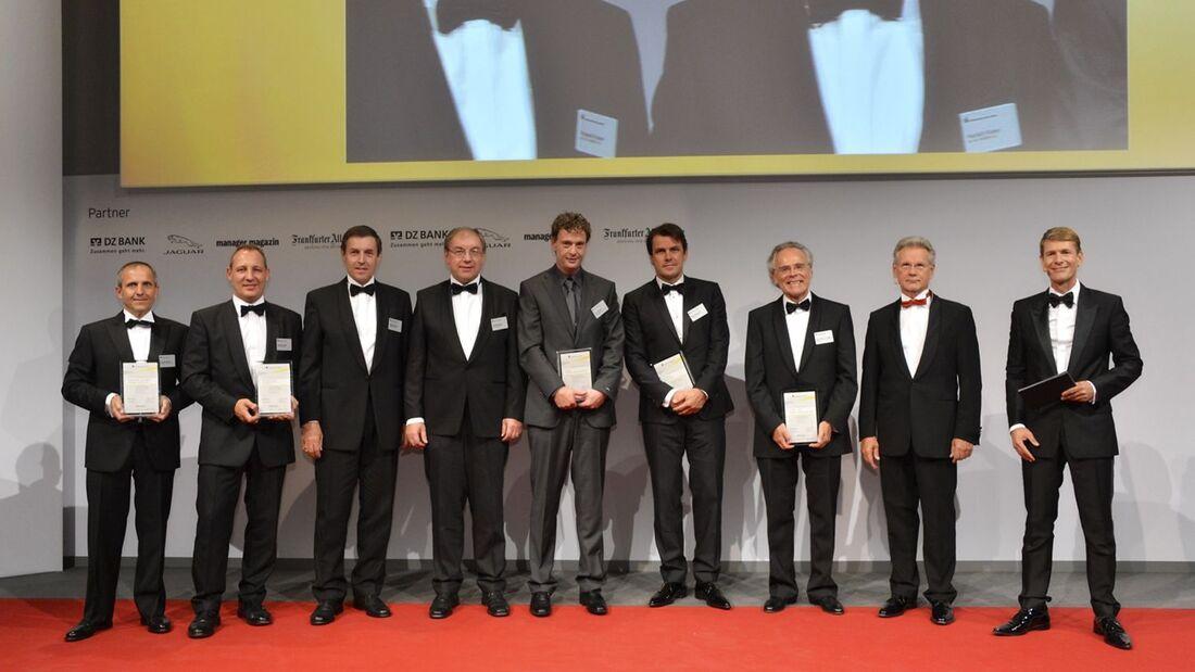 Ernst & Young hat die besten mittelständischen Unternehmer ausgezeichnet: Alko Kober schaffte es unter die ersten Drei.