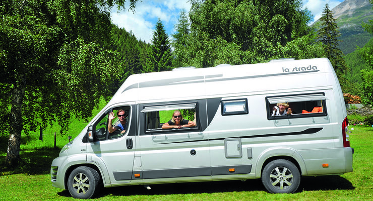 Erstes Mal Campingbus