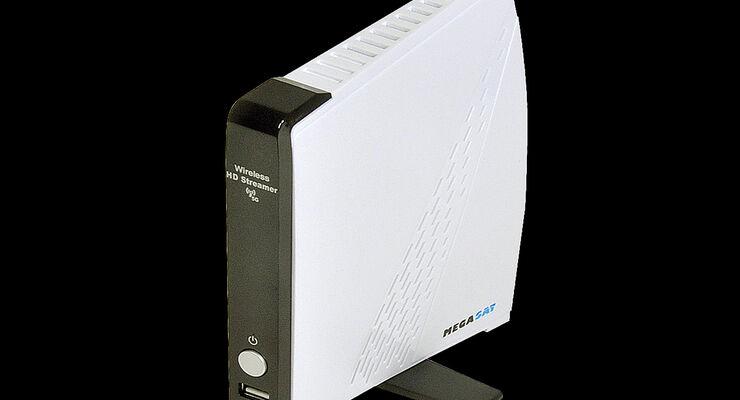 Erstmalig präsentiert das Unternehmen auf der Düsseldorfer Messe zwei innovative Geräte, die Fernsehen und Internet vereinen.