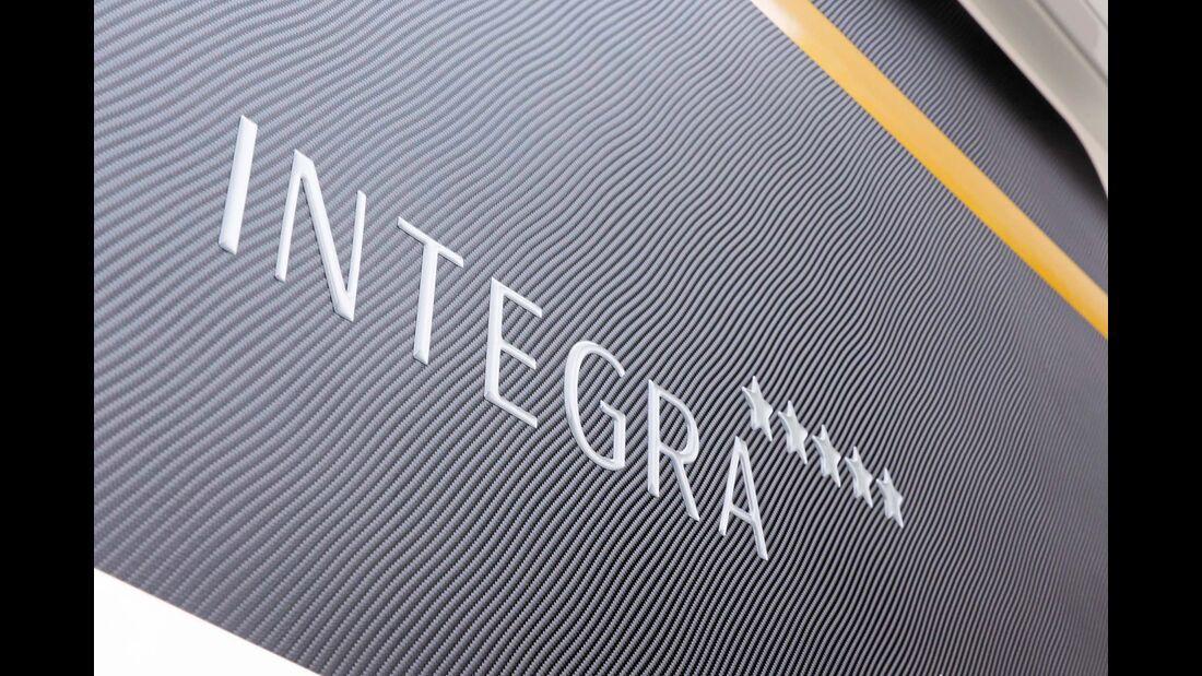 Eura Integra 700 EB Folie in Carbon-Optik