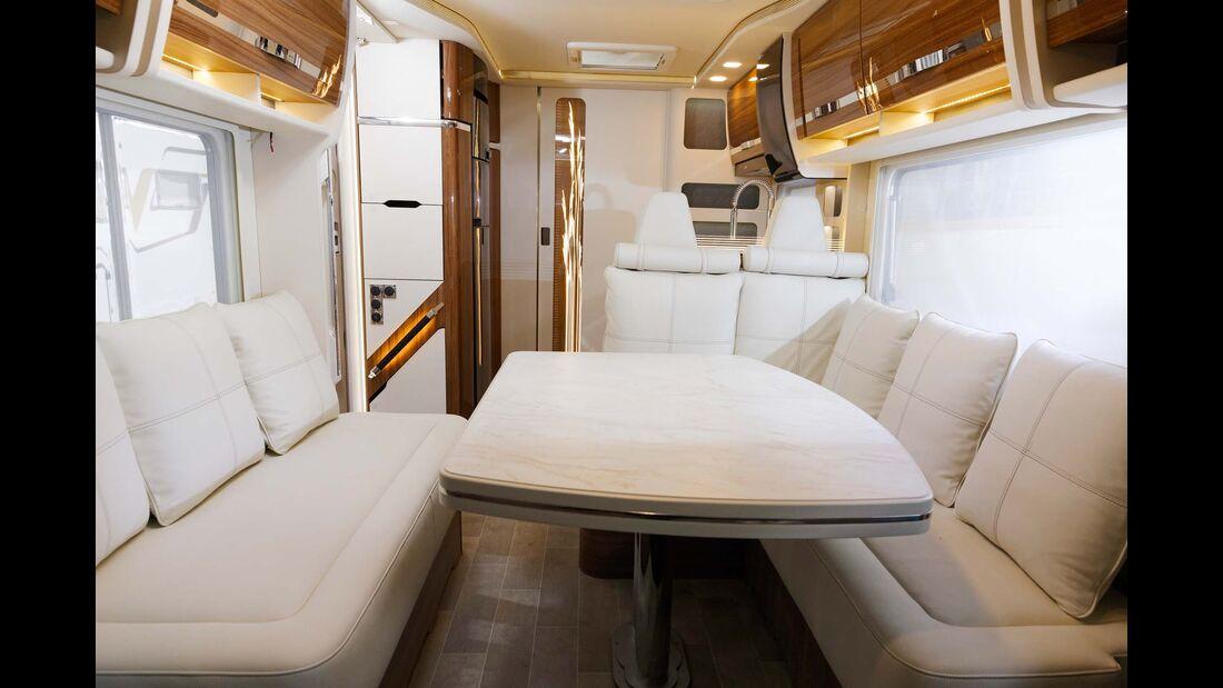 Eura Integra 700 EB Lounge-Sitzgruppe