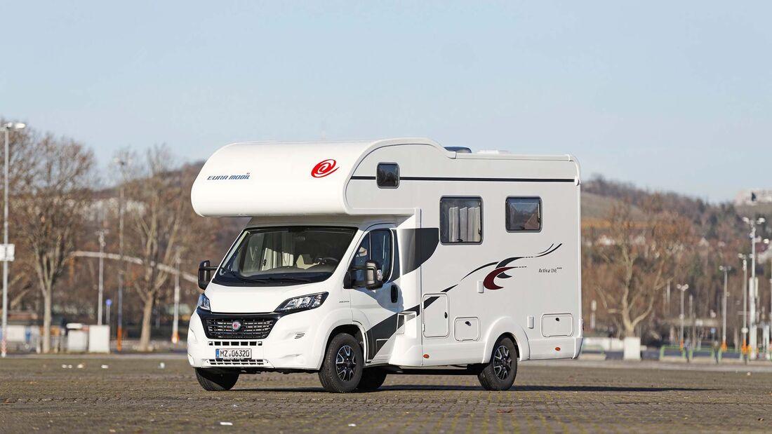 Eura Mobil Activa One 630 LS