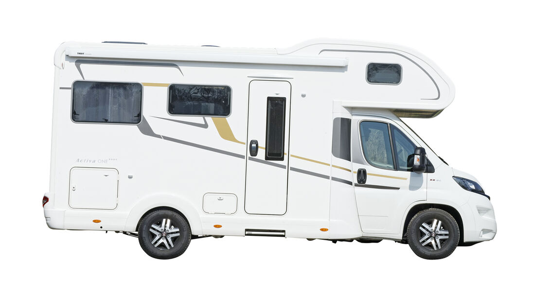 Eura Mobil Activa One 650 HS (2020)