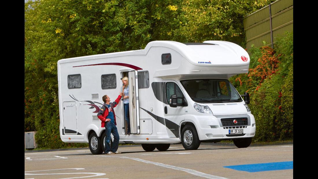 Eura Mobil Activa Style, Vorstellung