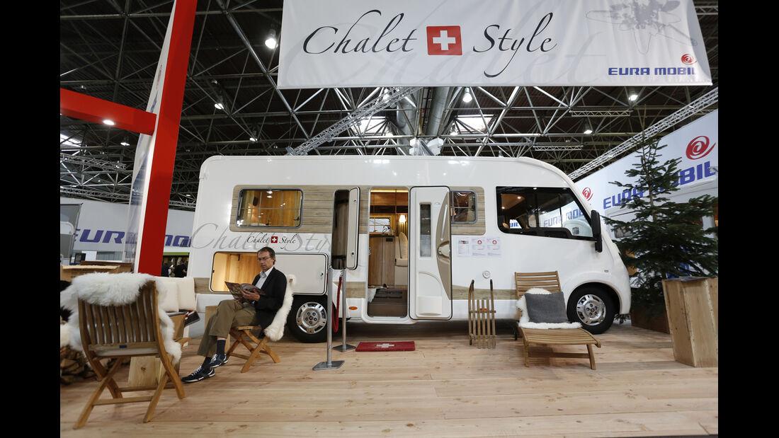 Eura Mobil Chalet