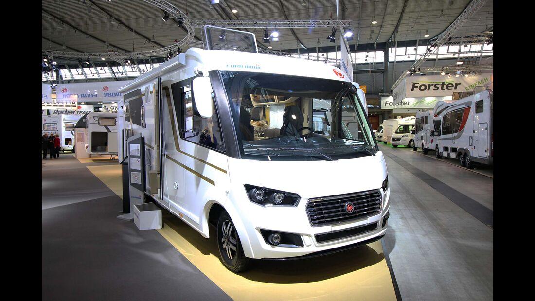 Eura Mobil Integra 700 HB