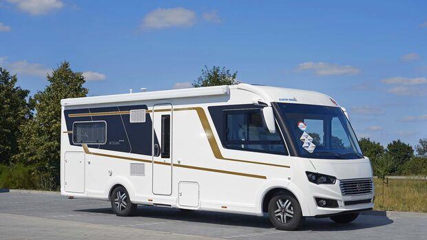 Eura Mobil Integra 760 HS