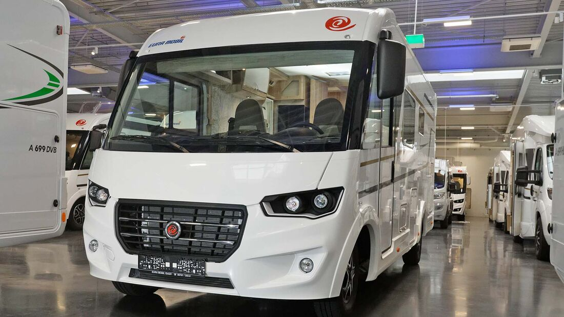 Eura Mobil Integra Line 695 LF (2022)