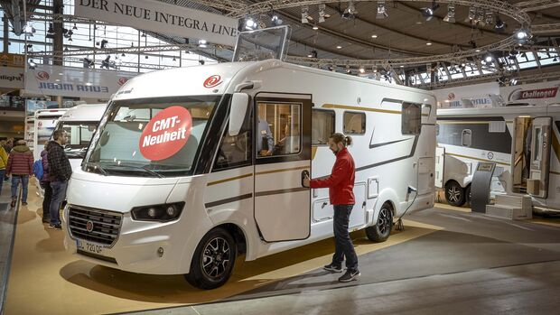 Eura Mobil Integra Line 720 QF