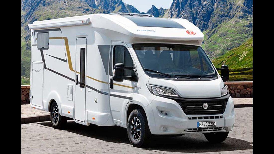Eura Mobil Profila T 675 SB