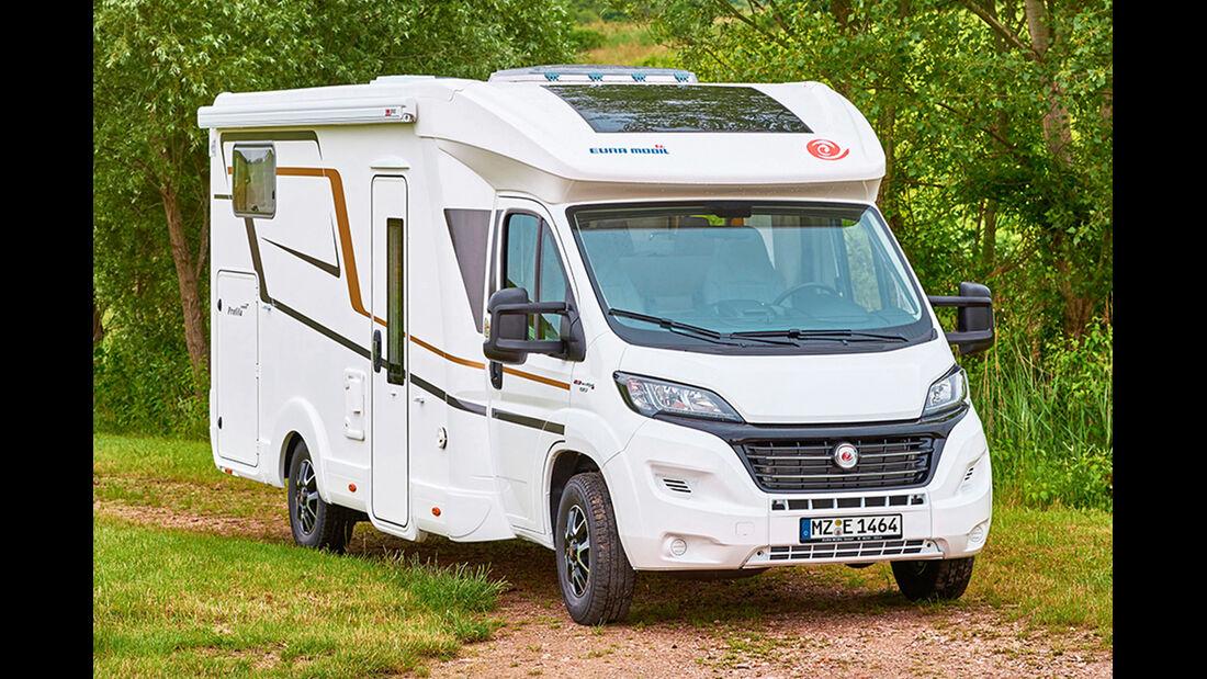 Eura Mobil Profila T 720 EB Mondial