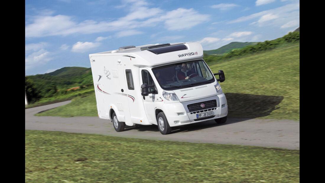 Eura Mobil Profilia T 670 SB, Supercheck