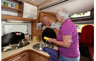 Euro Mobil Terrestra T 670 SBL Küche