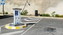 Euro-Relais-Junior, Jetons gibt es an der Tankstelle.