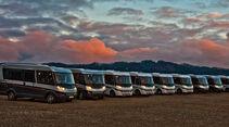 Evans in Serienreife - fast 50 Fahrzeuge in Isny hergestellt