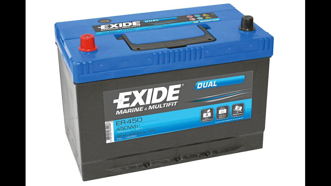 Exide Dual ER 450