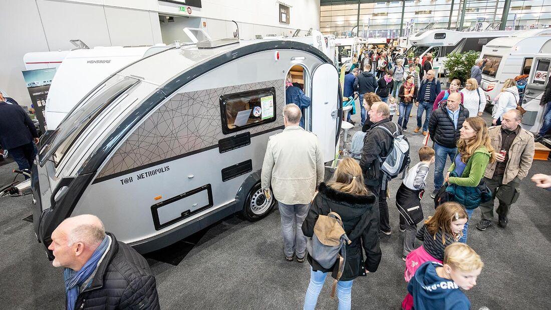 Fachausstellungen Heckmann, Caravan Messe, Bremen 2019