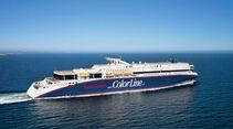 Faehrschiffe mit gutem Umweltstandard sind in Nord- und Ostsee Standard.