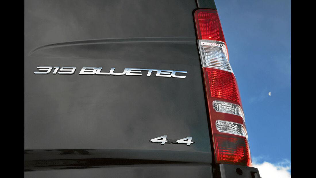Fahrbericht: Mercedes Sprinter 4x4