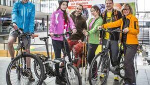Fahrrad- & ErlebnisReisen mit Wandern