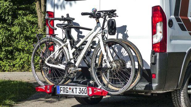Fahrradträger im Vergleich