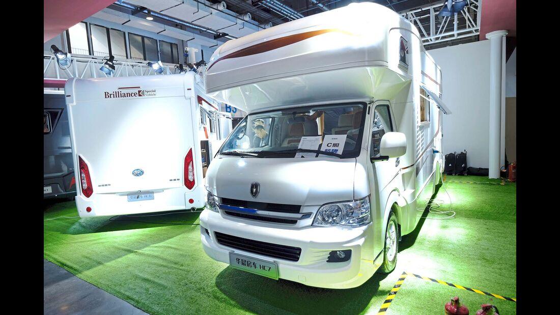 Fahrzeug des Pkw-Hersteller Brilliance