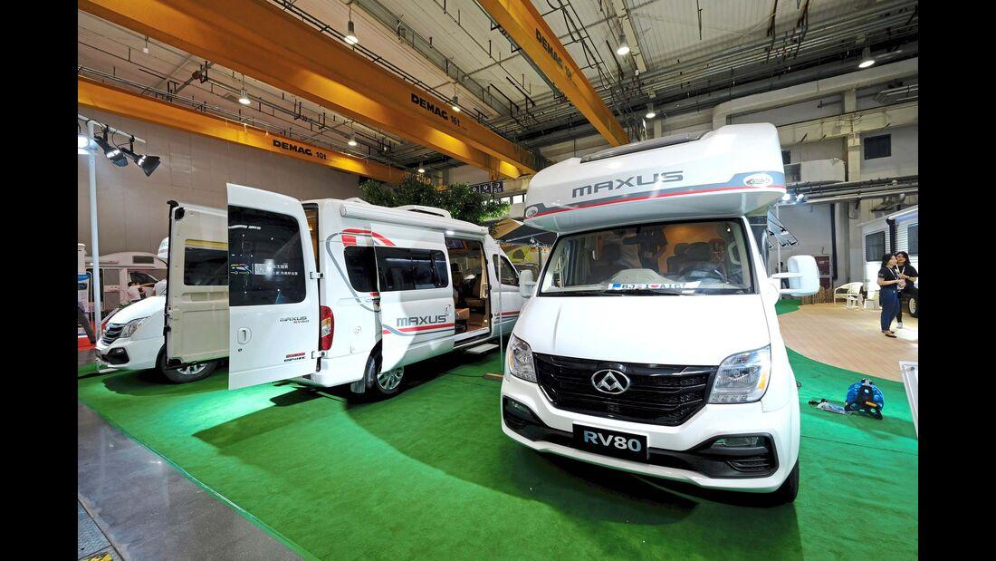 Fahrzeug des Pkw-Hersteller Maxus