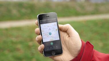 Fahrzeugortung Copenhagen Tracker