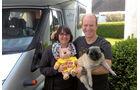 Familie Holländer mit CampBär
