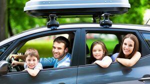 Familie sicher reisen
