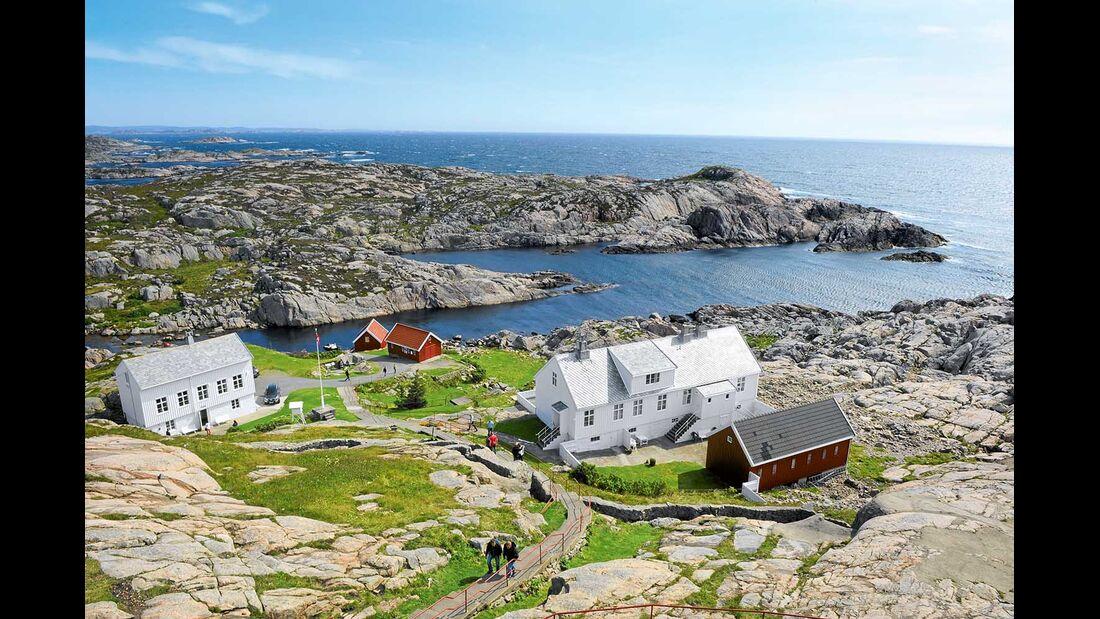 Felsenmeer Südkap Norwegen