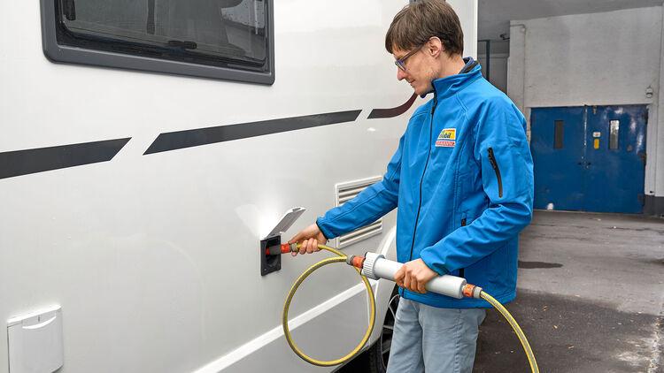 Aqua free AS Fill Season Basis-Set Wasserfilter f/ür Wohnmobile Wohnwagen und Boote