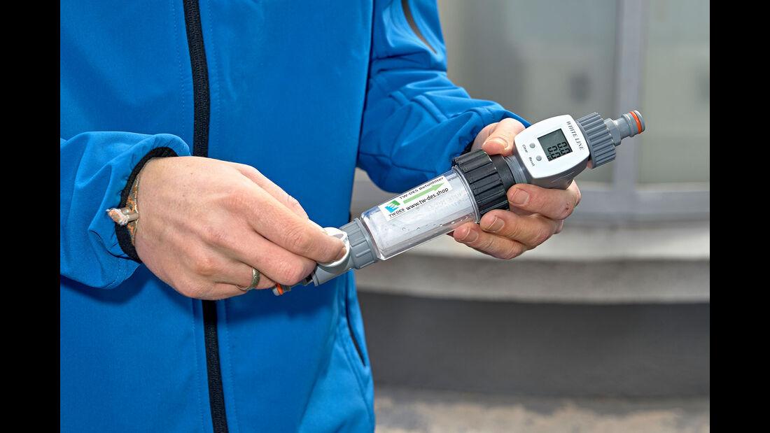 Feststofffilter im Test TW-DES