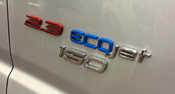 Fiat Ducato Ecojet